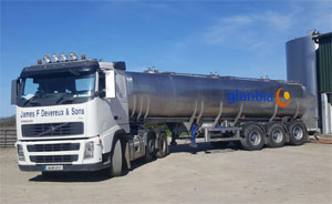 Fleet - James F Devereux Transport & Sons Ltd - Wexford, Ireland